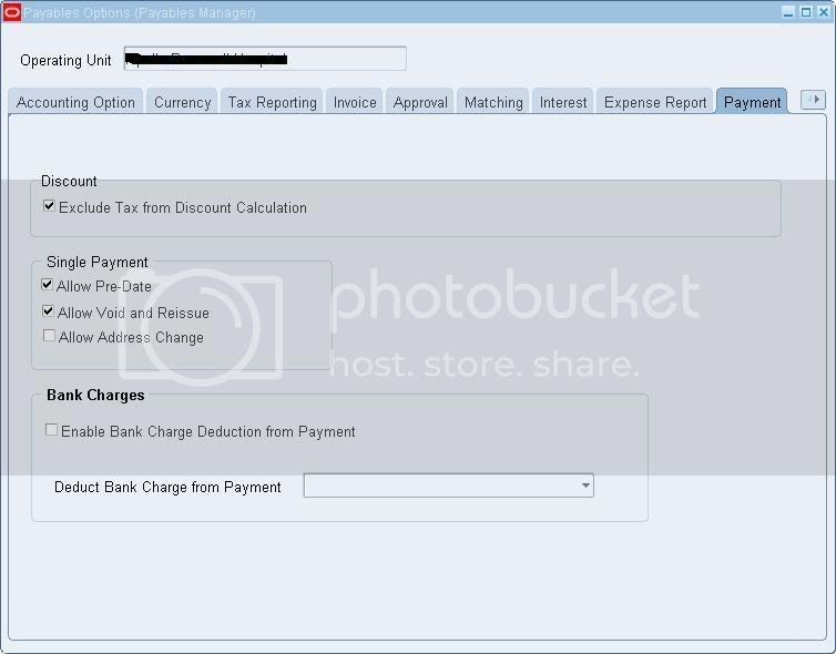 Expense Report Setup In Oracle Apps R on