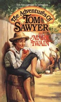 The advanture of Tom Sawyer