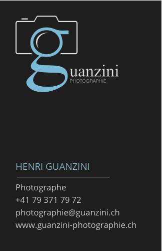 Mon Site Est En Ligne Guanzini Photographie