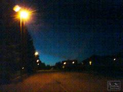 23.8 - walk :: gåtur sent på kvelden