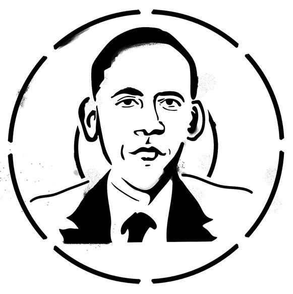 Printable Obama Shooting Targets Calendar June