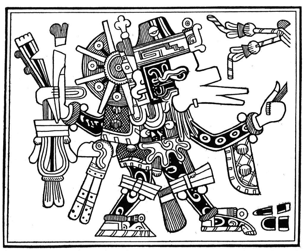 Imagenes De La Cultura Olmeca Para Colorear Imagui