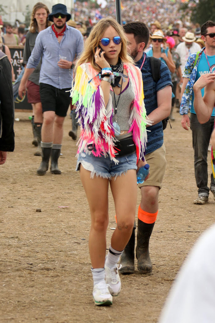 glastonbury fashion festival outfit inspiration from the