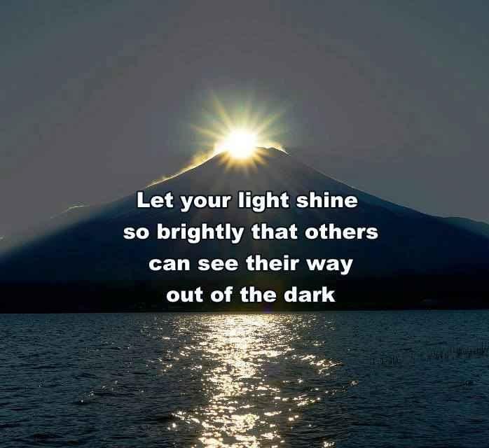 Shine Your Light Quotes Quotesgram Wallpaperworld1stcom