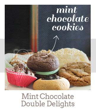 """""""Mint Chocolate Double Delights"""""""
