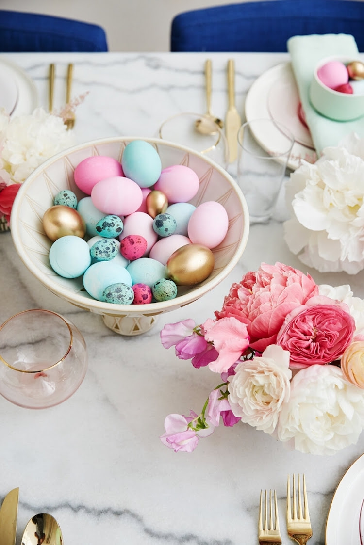 14 Adorable Ideas for Easter Decorating Around the Home
