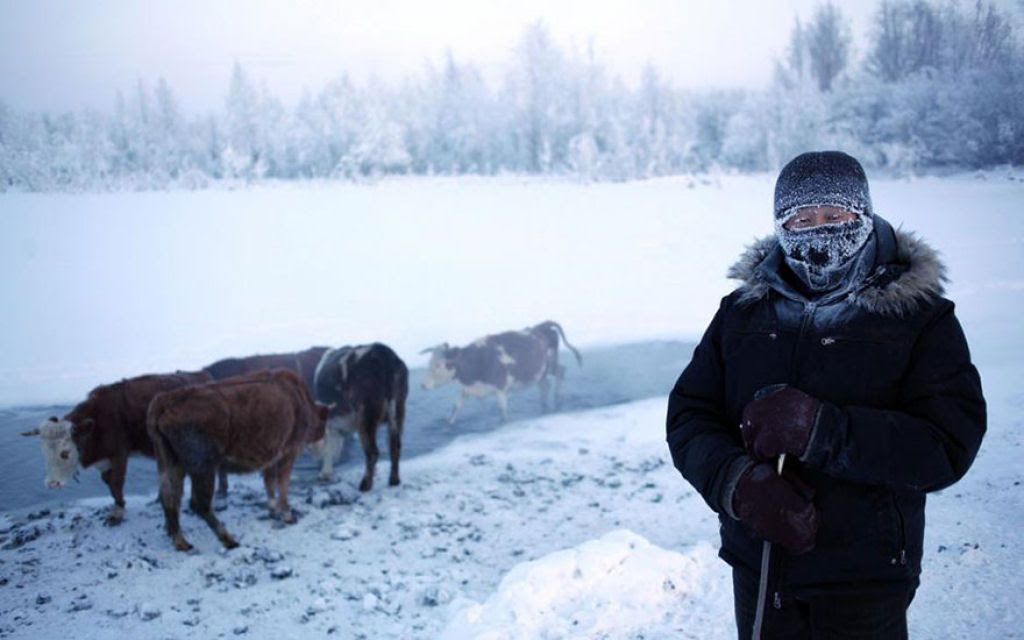Conheça Oimekon, o povoado mais frio do planeta 13