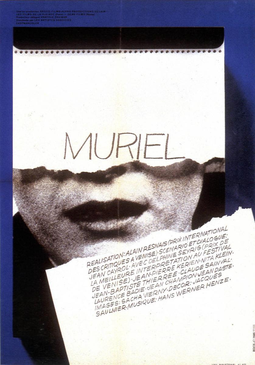 Muriel (1963)