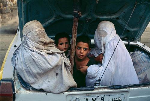 Kunduz, Afghanistan, by Steve McCurry 2006