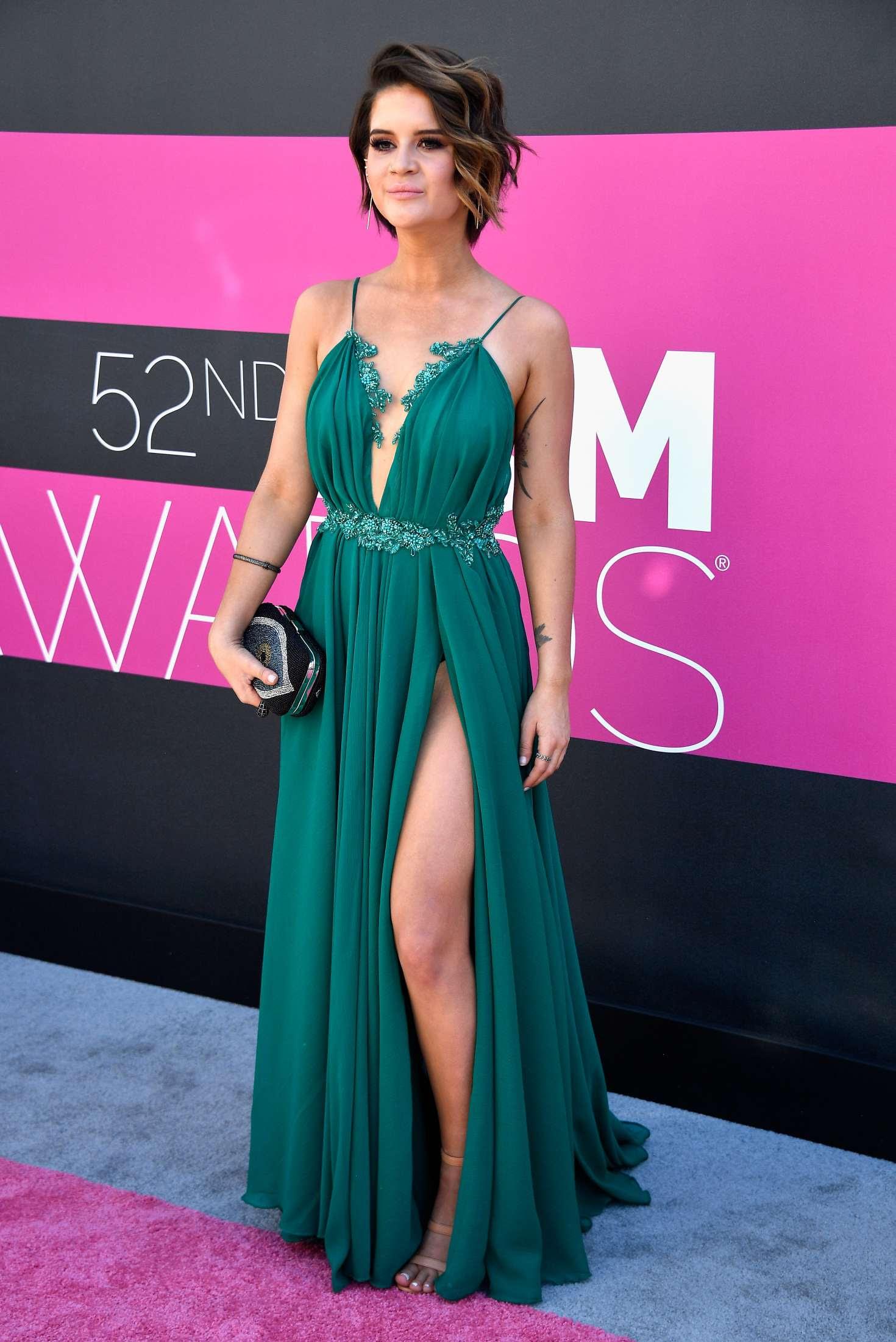 Maren Morris – 2017 ACM Awards in Las Vegas