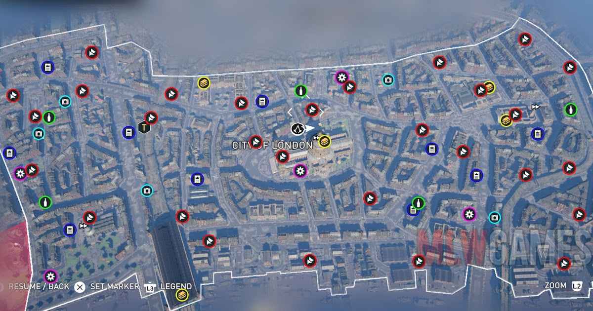 Assassins Creed Syndicate Westminster Helix Glitch Map Maping