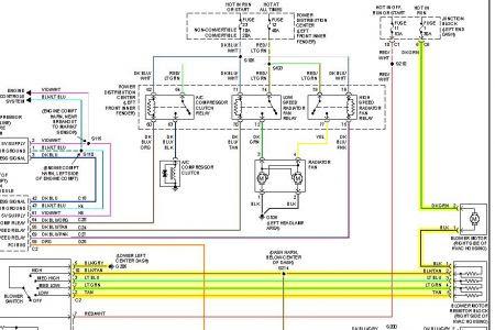 31 2001 Dodge Stratus Fuse Box Diagram - Wiring Diagram List