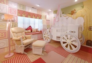 Baby girl room décor pictures and wall hanging decoration ...