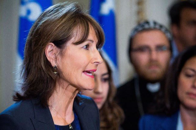 La ministre de l'Immigration Kathleen Weil a présenté... (PHOTO FRANCIS VACHON, ARCHIVES LA PRESSE CANADIENNE)