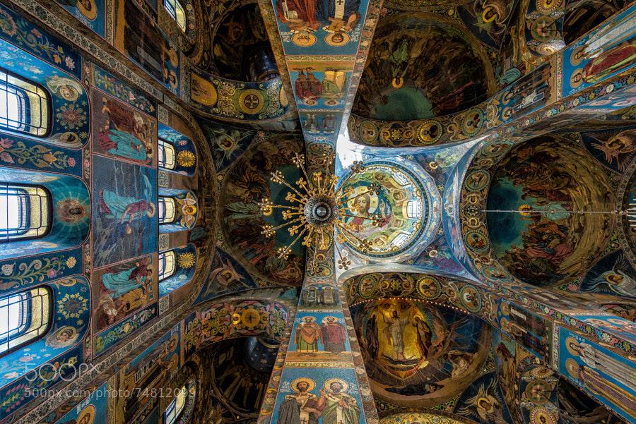 Chiesa del Salvatore sul Sangue Versato II da Jorge Rojas su 500px