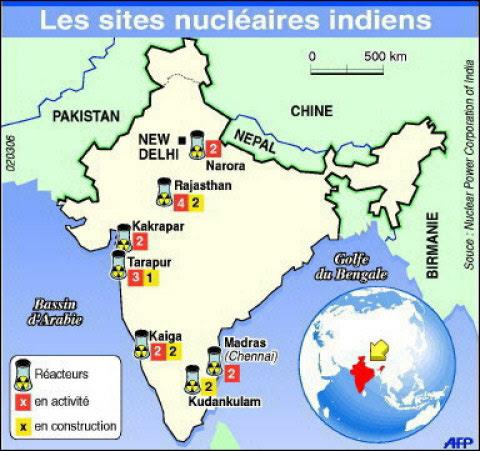 """Résultat de recherche d'images pour """"l'inde + arme atomique"""""""