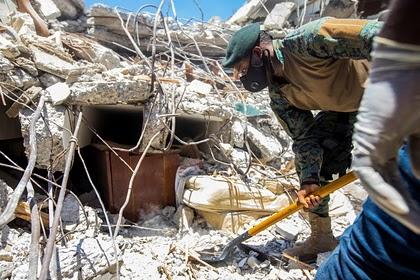 Число погибших во время землетрясения на Гаити выросло до 1297