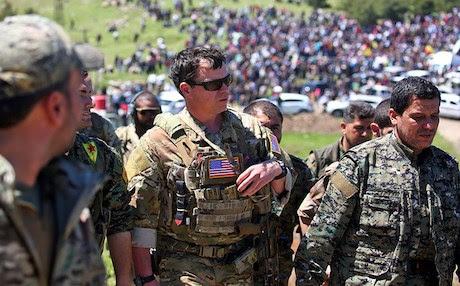 Αποτέλεσμα εικόνας για us advisors with kurds