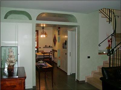 Arco Divisorio Tra Cucina E Soggiorno - The Homey Design