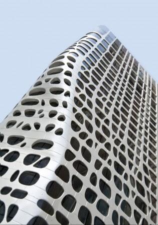 conrad hotel model photo 315x450 14 Futuristic Building Designs in China