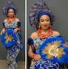 ''Call me Mrs A'' BNaija's Nina shares photos from her traditional wedding