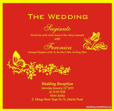 Wedding Invitation Wording In English For Hindu