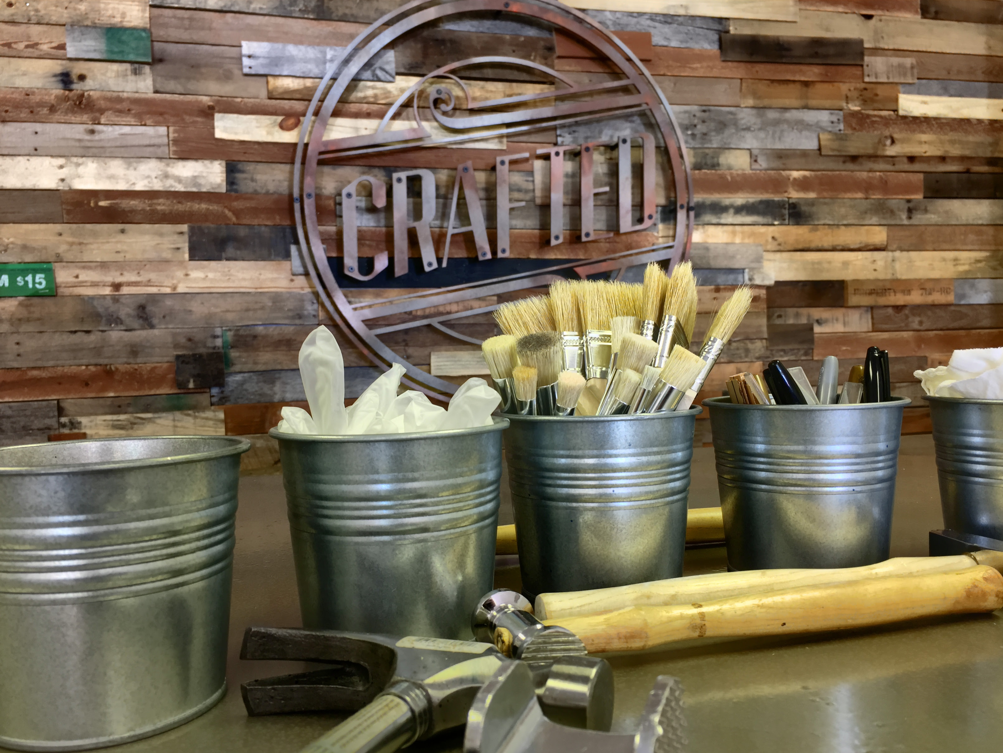 Get Crafted with Frisco s New DIY Workshop DFW News Stories and