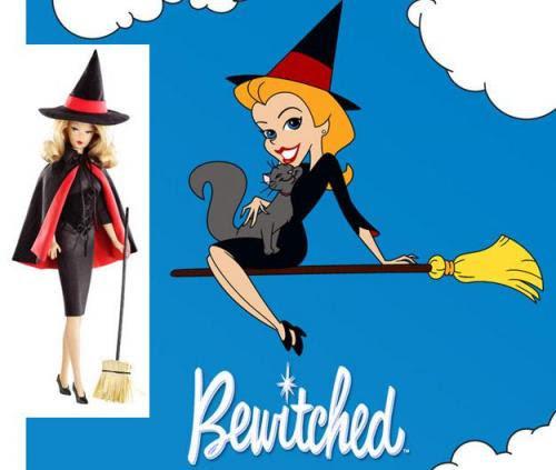 バービー 奥さまは魔女サマンサ バービー人形の通販販売なら