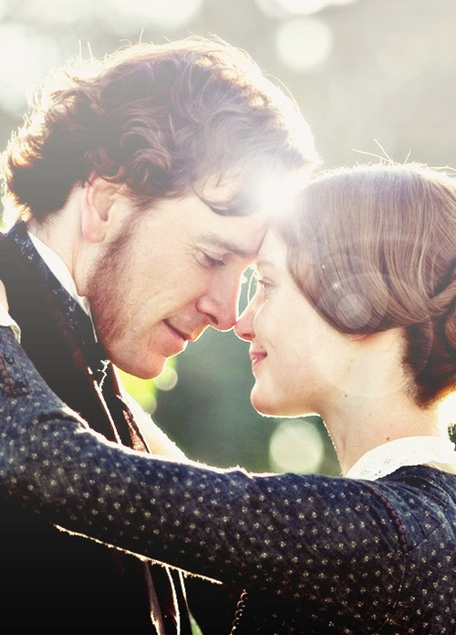 I'm in a Jane Eyre kind of mood :)