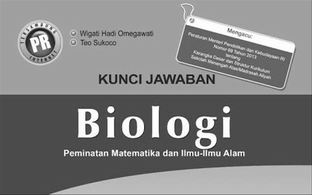 Kunci Jawaban Biologi Kelas X Semester 2 Intan Pariwara 2016 Guru Ilmu Sosial