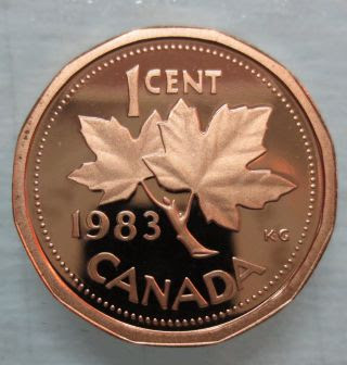 Coins: Canada - Small Cents - Price and Value Guide