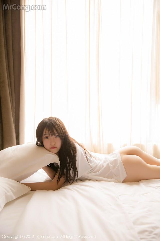 XIUREN No.571: Người mẫu MoMo (伊小七) (51 ảnh) - Page 2 of 5