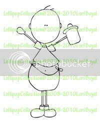 Lollipop - Baby McCoy