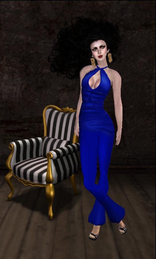 10 L Niven Blue Ensemble
