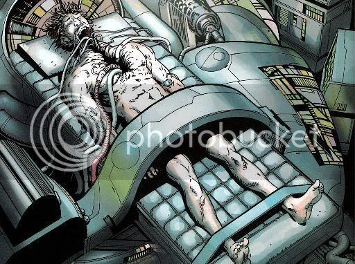 Um X-Men moribundo