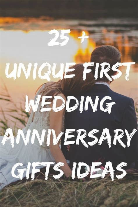 Best 25  Anniversary gifts for husband ideas on Pinterest