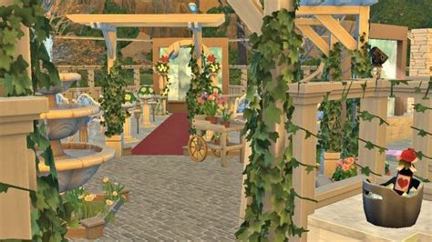 Salle de Mariage (Wedding Venue) by Jess.15 at Mod The