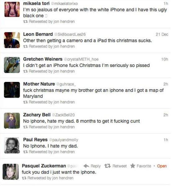 Christmas Gift Expectations Fail