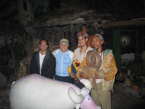 with Kidlat Tahimik