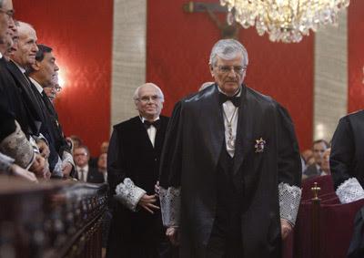 El nuevo fiscal general del Estado, Eduardo Torres-Dulce.