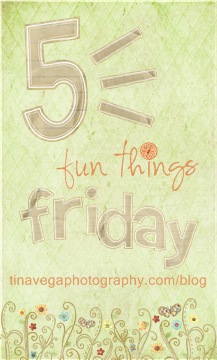 5 Fun Things Friday - small