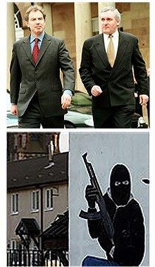 Bertie Ahren/Tony Blair