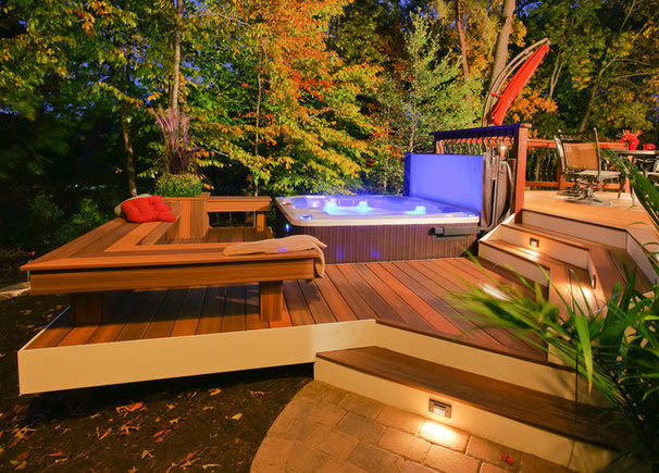 Traditional Deck by Fine Decks Inc