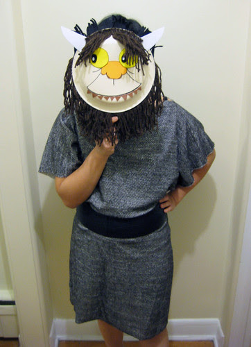 6 - Where the Wild Things Are Mask: Finished!