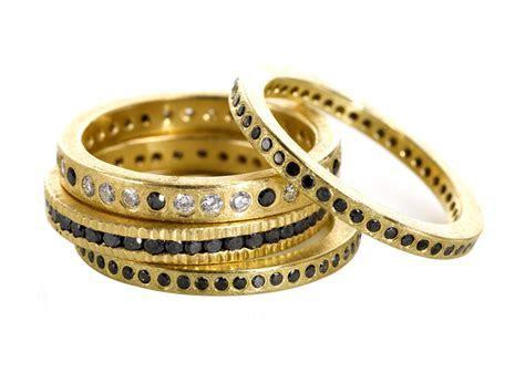 My Philadelphia Wedding DJ: Wedding Rings: Stackable