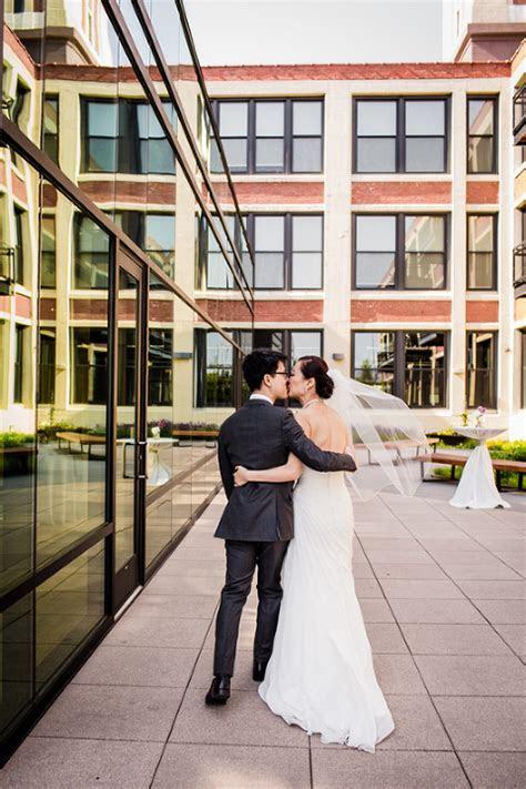 Greenhouse Loft Wedding: Sisi & Chen   Allison Williams