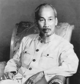 Image result for the vietnam war ho chi minh