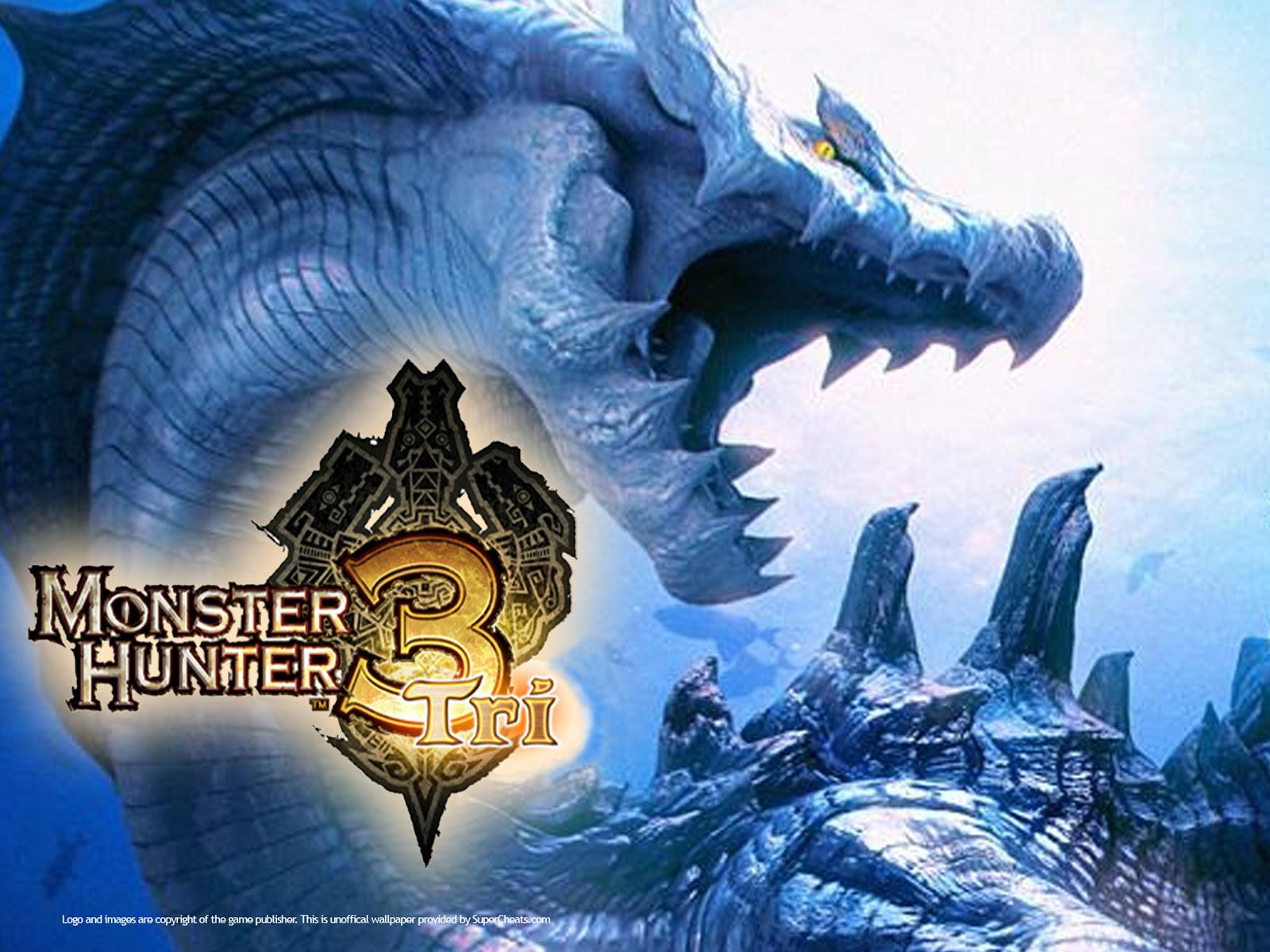 1024x768 モンスターハンター Monster Hunter Pc Ip