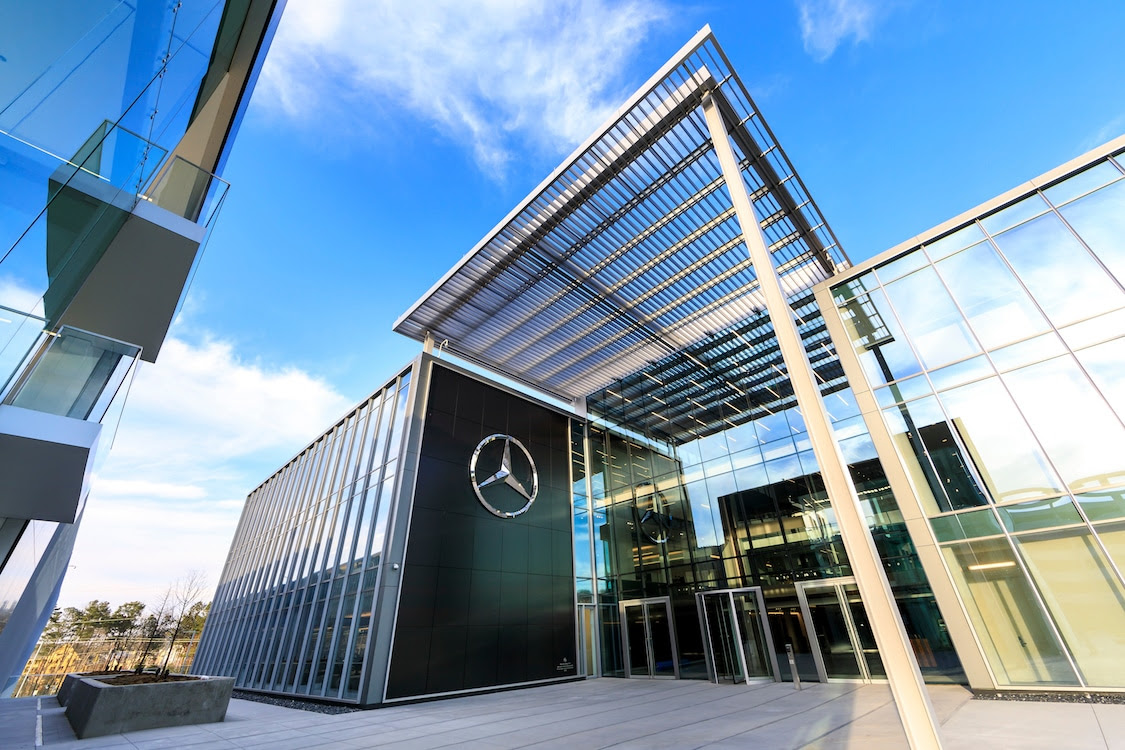 Mercedes Moving into New NA Headquarters in Atlanta ...