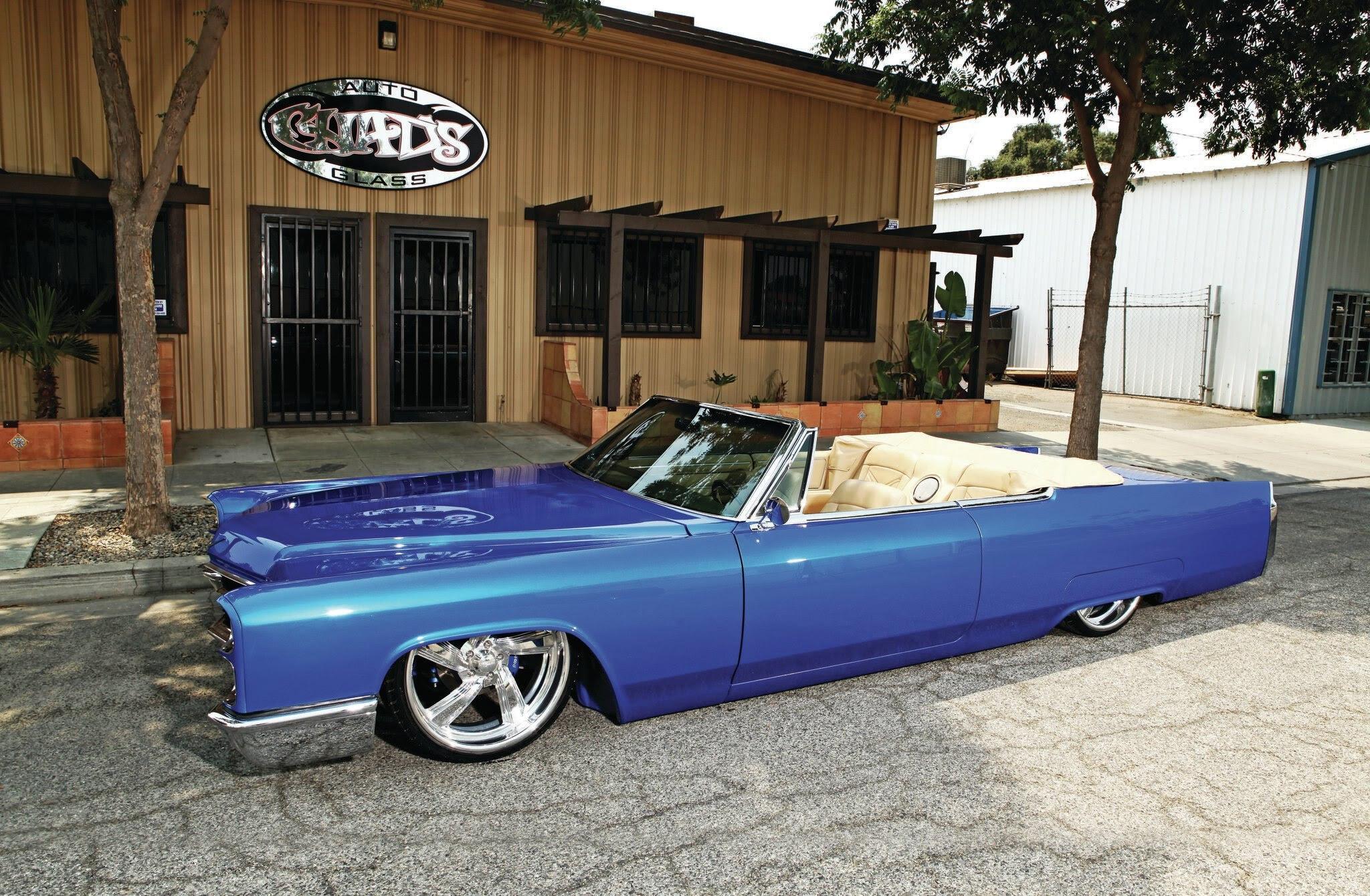 1966 Cadillac Coupe DeVille - LS Blues